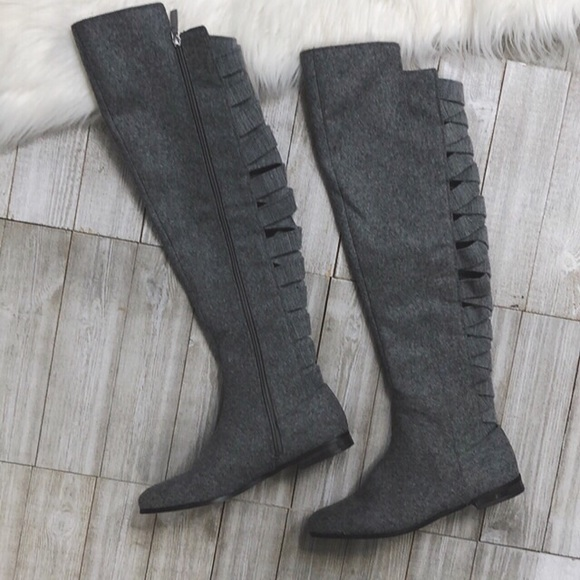 bded8c4a3a5 Nine West Eltynn Over the Knee Boot. M 5c0dd2dec9bf50eeab8f4162